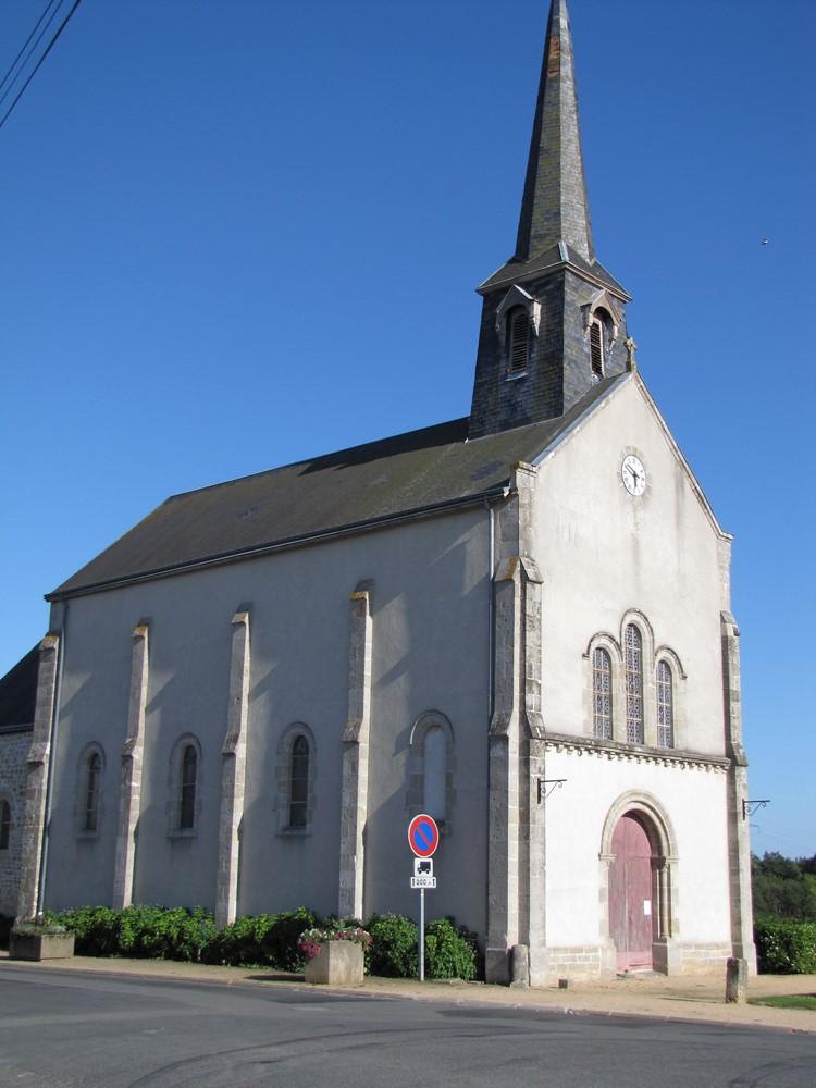 Eglise de Chatenoy