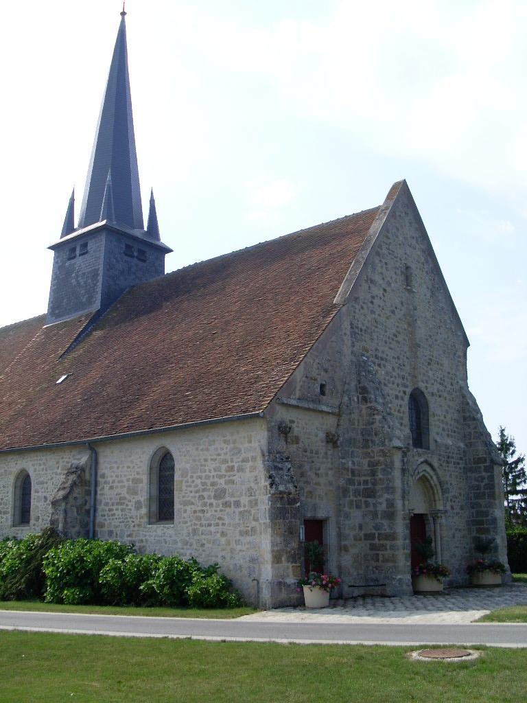 Eglise d'Ouzouer
