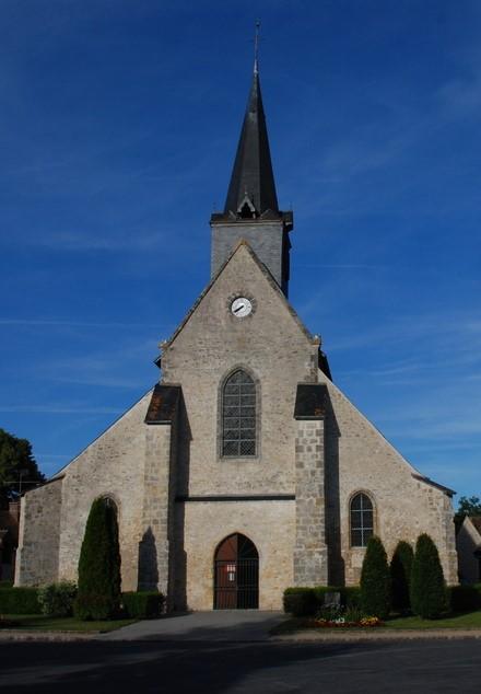 Eglise de Sury aux bois